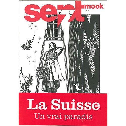 SEPT N 23 LA SUISSE - ETE 2018