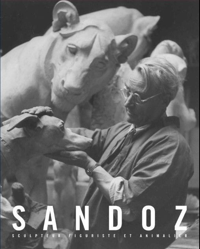 SANDOZ FIGURATIVE SCULPTOR AND ANIMALIER /ANGLAIS