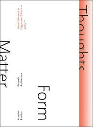 THOUGHTS FORM MATTER /ANGLAIS/ALLEMAND