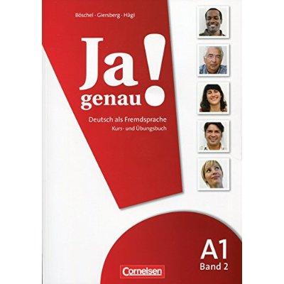 JA GENAU! A1/2 KURS-/UB+CD