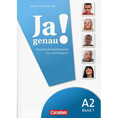 JA GENAU! A2/1 KURS-/UB+CD