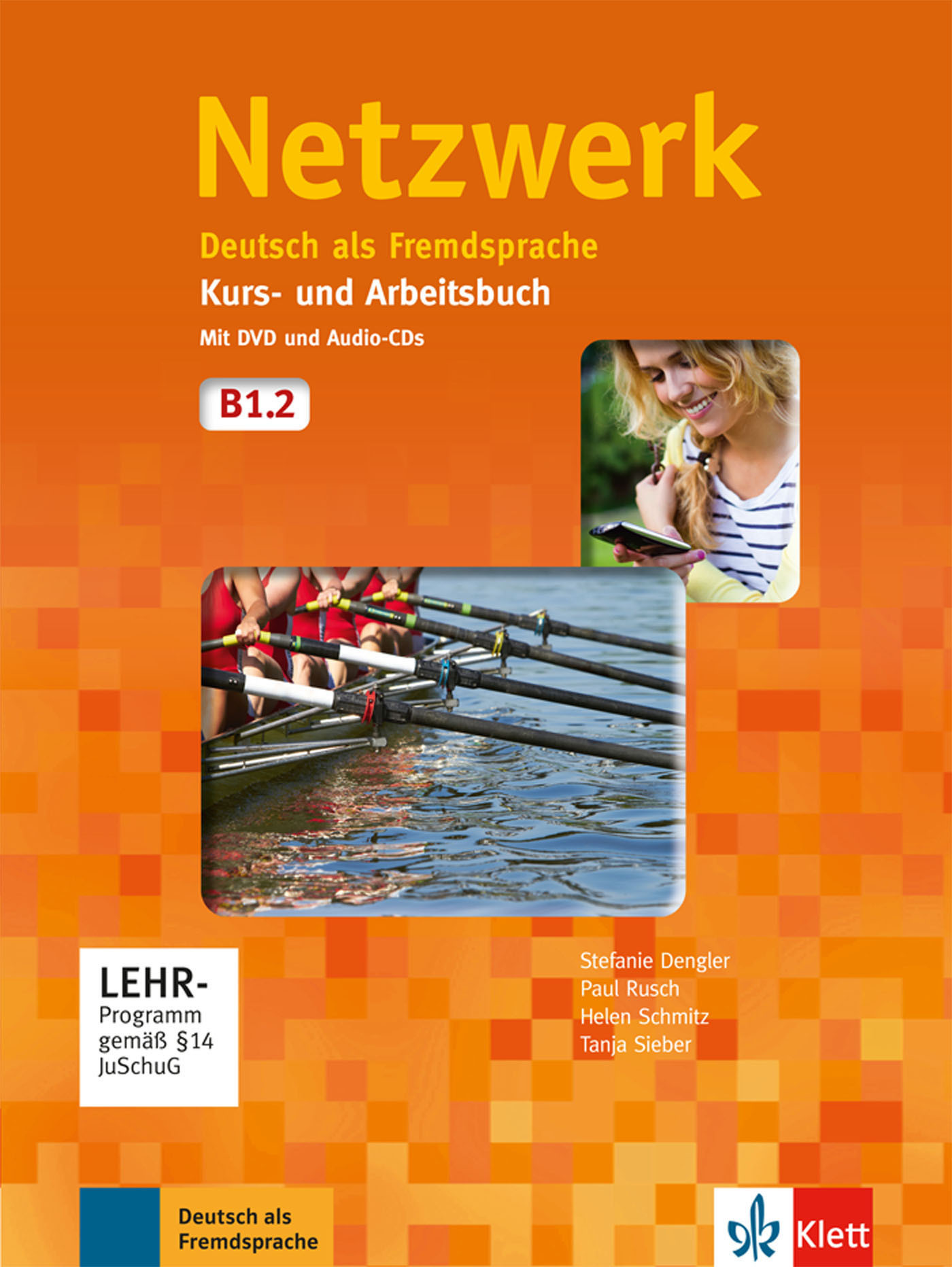 NETZWERK B1, LIVRE+CAHIER+CD+DVD (PARTIE 2)