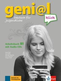GENI L KLICK B1, ARBEITSBUCH + 2CDS