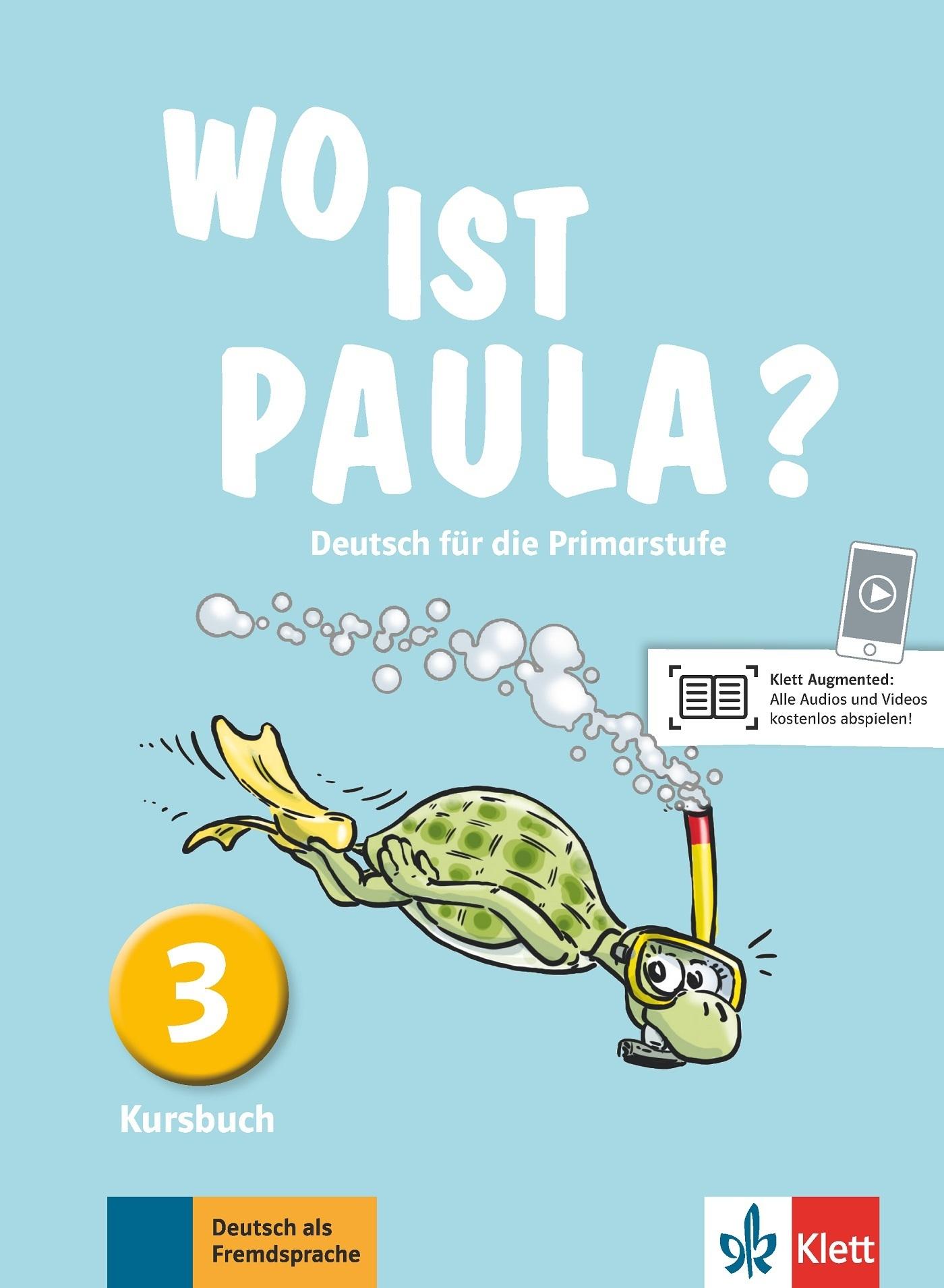 WO IST PAULA 3 - LIVRE ELEVE