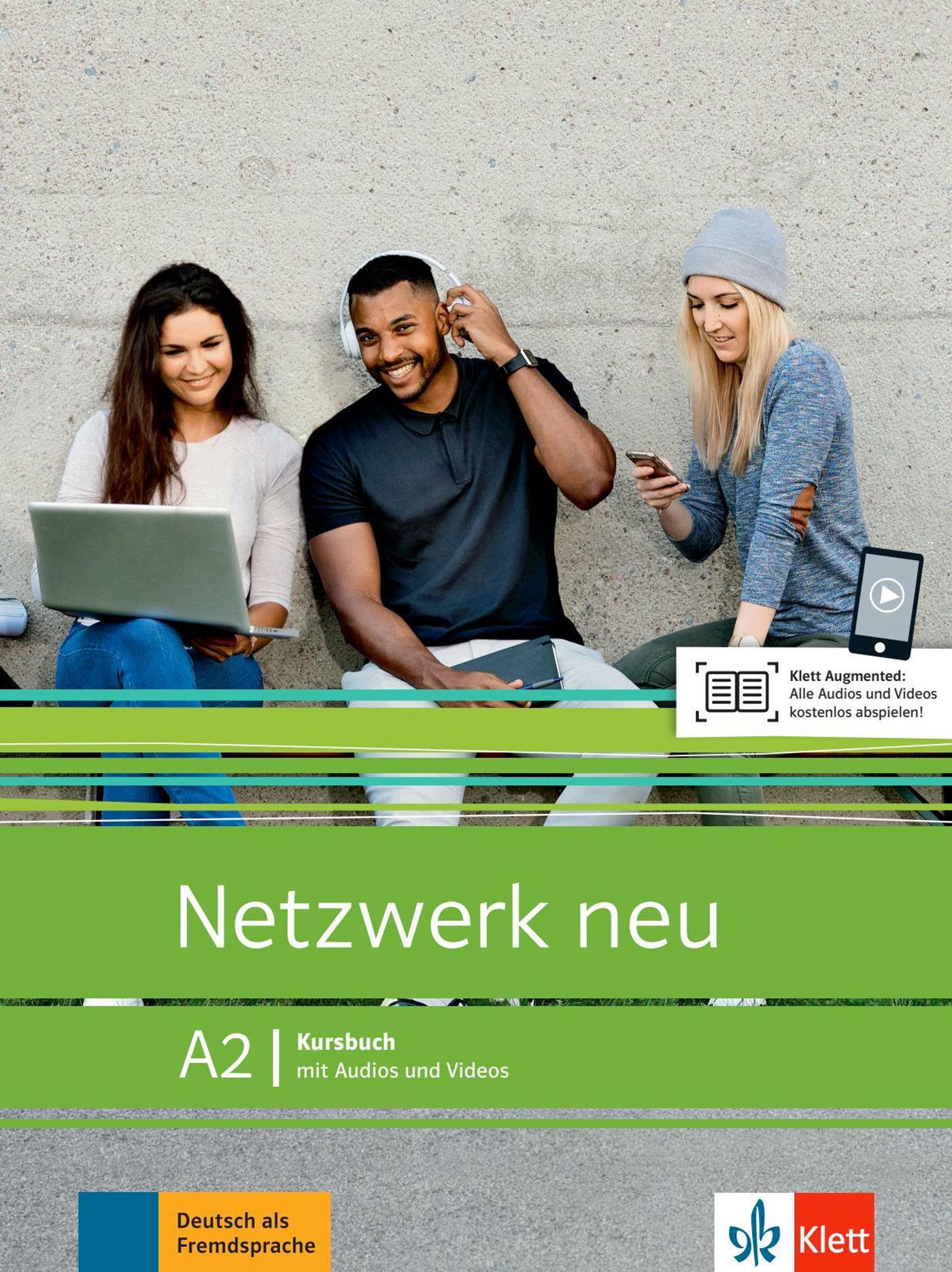 NETZWERK NEU A2 - LIVRE DE L'ELEVE AVEC AUDIO ET VIDEO