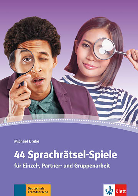 44 SPRACHRATSEL-SPIELE