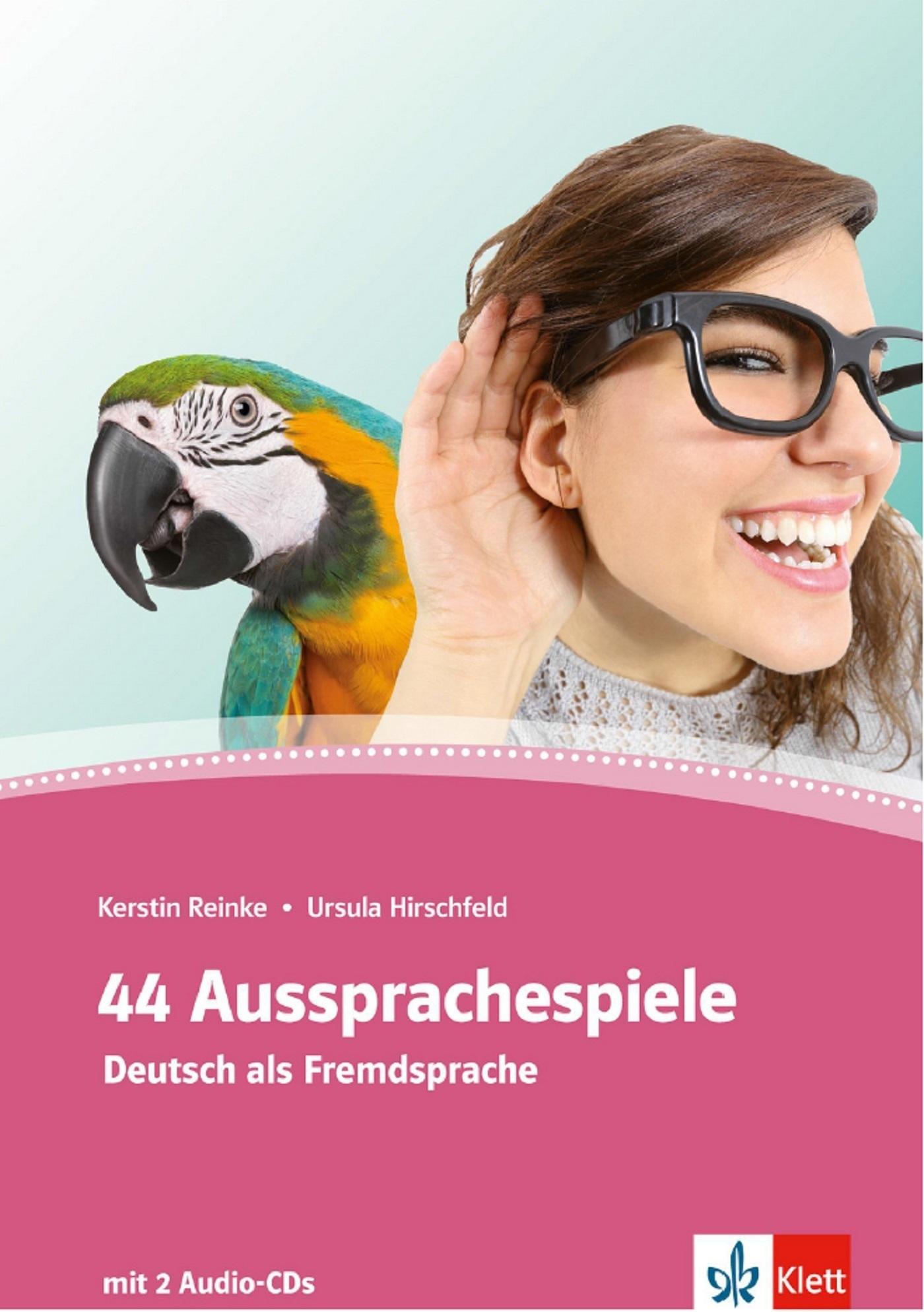 44 AUSSPRACHESPIELE