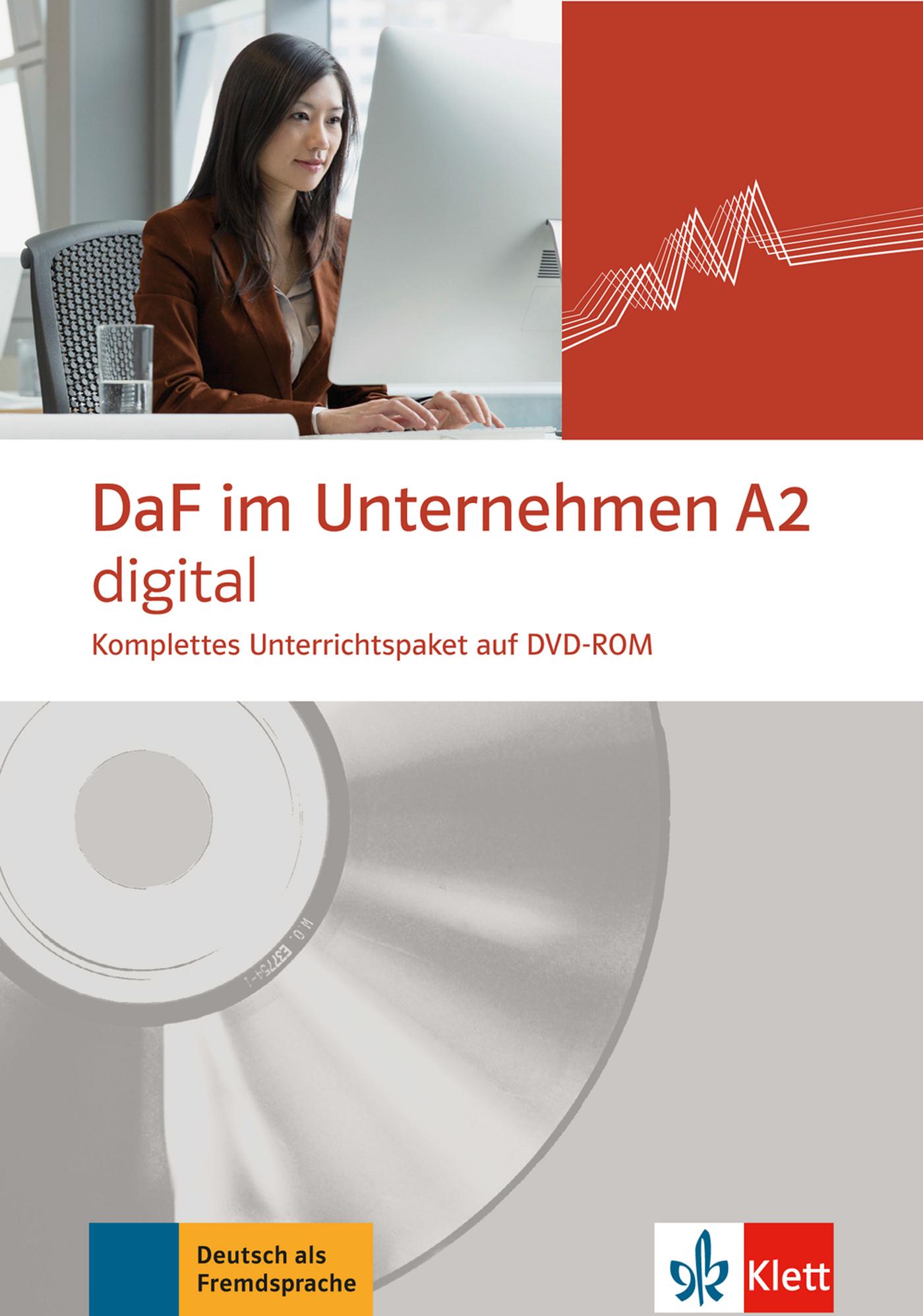 DAF IM UNTERNEHMEN A2 - DVD MANUEL NUMERIQUE