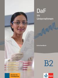 DAF IM UNTERNEHMEN B2 - LIVRE DU PROFESSEUR