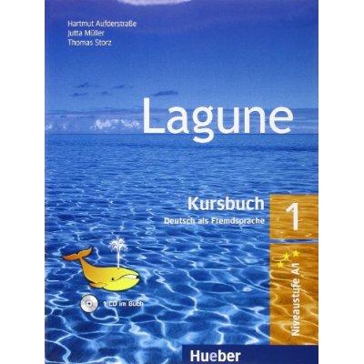 LAGUNE 1 KURSBUCH MIT AUDIO-CD