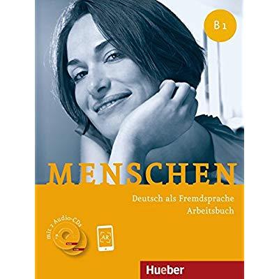 MENSCHEN B1 ARBEITSBUCH MIT 2 AUDIO-CDS