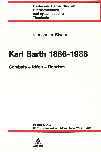 KARL BARTH 1886-1986
