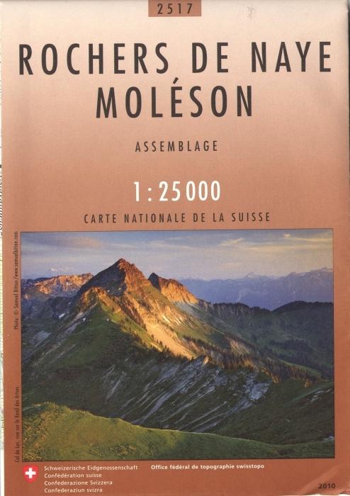 ROCHERS DE NAYE - MOLESON