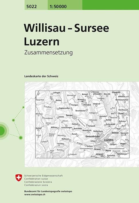 WILLISAU-SURSEE-LUZERN