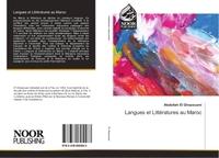 LANGUES ET LITTERATURES AU MAROC
