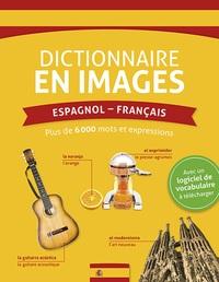 DICTIONNAIRE EN IMAGES ESPAGNOL-FRANCAIS