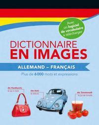 DICTIONNAIRE EN IMAGES ALLEMAND FRANCAIS