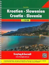 SUPERATLAS CROATIA-SLOVENIA