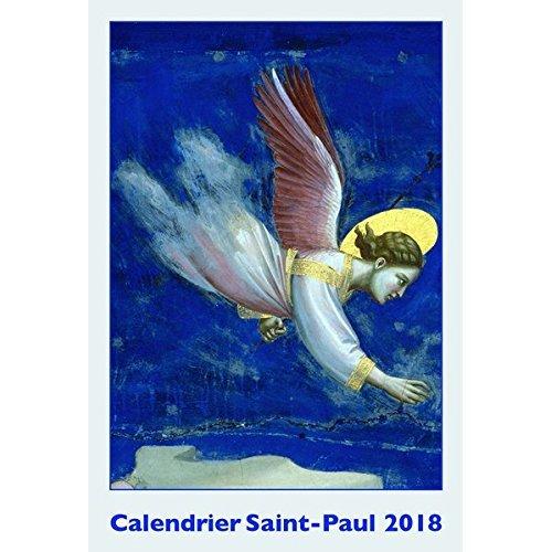 CALENDRIER SAINT PAUL 2018 BLOC ET SUPPORT