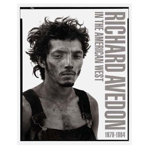 RICHARD AVEDON IN THE AMERICAN WEST /ALLEMAND