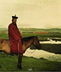 1914 WELT IN FARBE FARBFOTOGRAFIE VOR DEM KRIEG /ALLEMAND