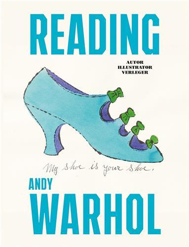 READING ANDY WARHOL (ALLEMAND) /ALLEMAND