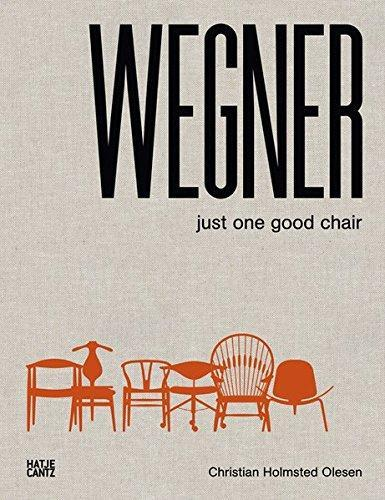 HANS J. WEGNER JUST ONE GOOD CHAIR /ANGLAIS