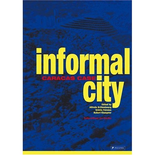 INFORMAL CITY CARACAS CASE /ANGLAIS/ALLEMAND
