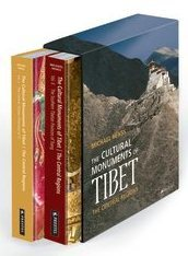 THE CULTURAL MONUMENTS OF TIBET (COFFRET 2 VOL) /ANGLAIS
