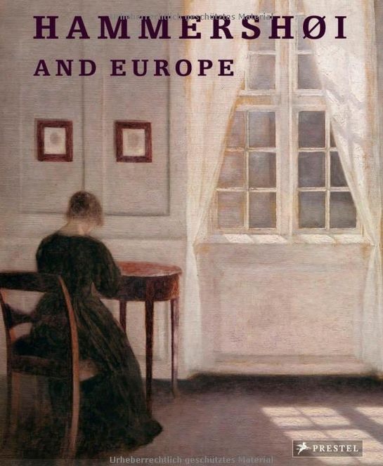 HAMMERSHOI AND EUROPE (PAPERBACK) /ANGLAIS