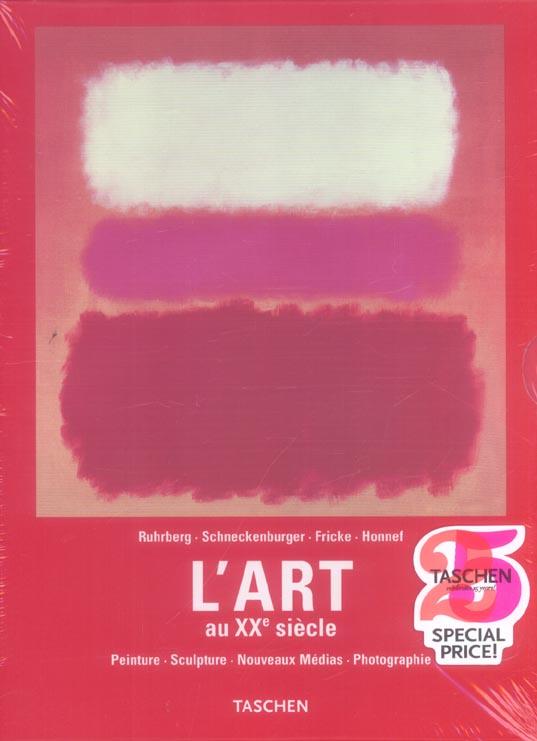 L'ART AU XXE SIECLE - MI