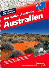 **AUSTRALIA ROAD ATLAS**