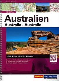 **AUSTRALIA ROAD ATLAS