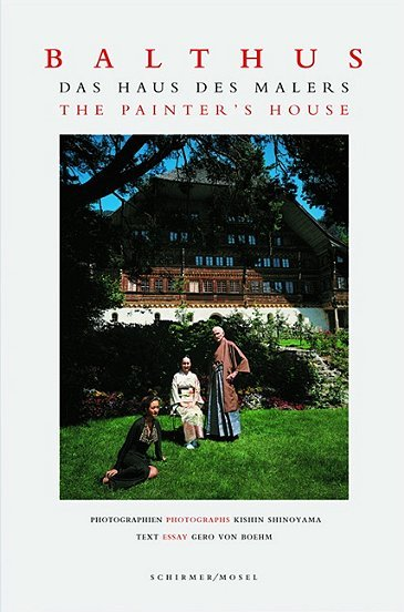 BALTHUS THE PAINTER'S HOUSE /ANGLAIS/ALLEMAND