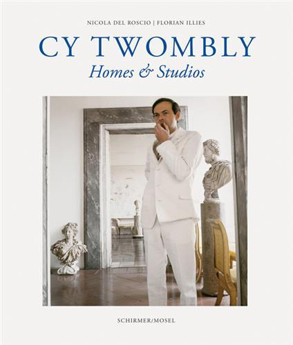 CY TWOMBLY HOMES & STUDIOS (PAPERBACK) /FRANCAIS/ANGLAIS/ALLEMAND