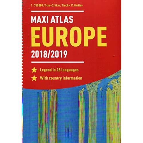 MAXI ATLAS EUROPE