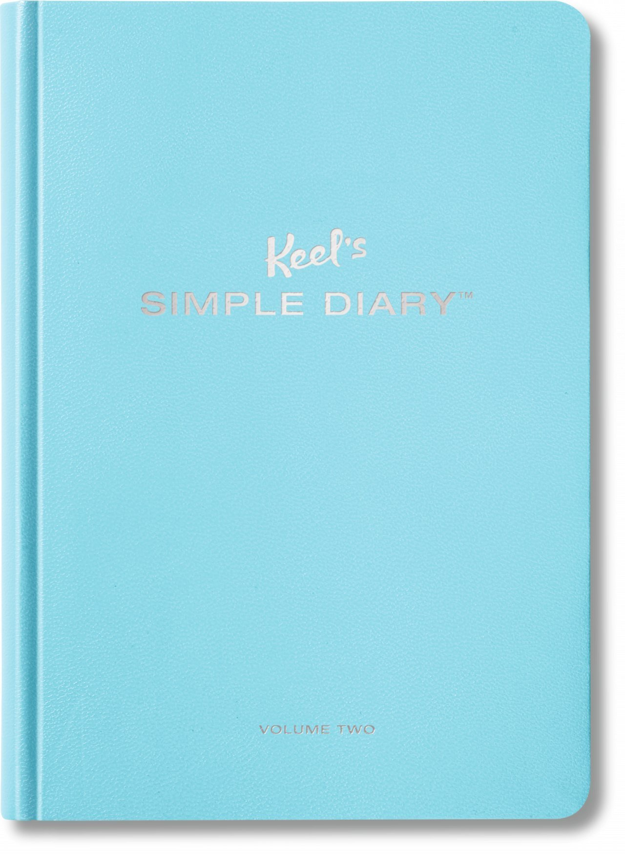 KEEL'S SIMPLE DIARY VOLUME TWO (LIGHT BLUE) - VA