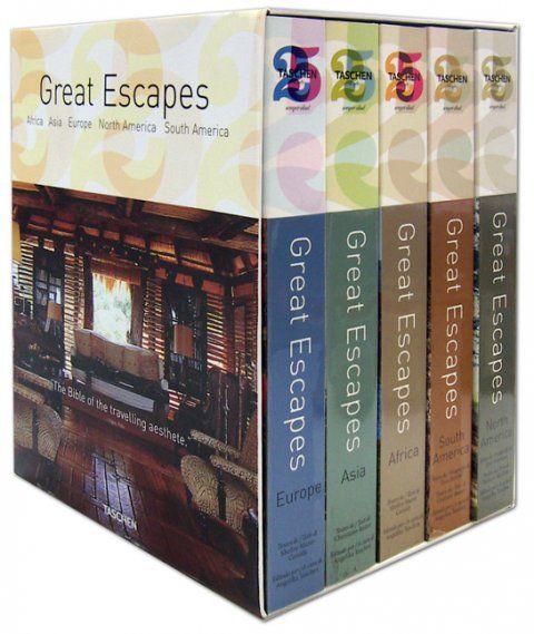 GREAT ESCAPES BOX-TRILINGUE - VA