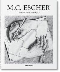 M. C. ESCHER. L'OEUVRE GRAPHIQUE - BA