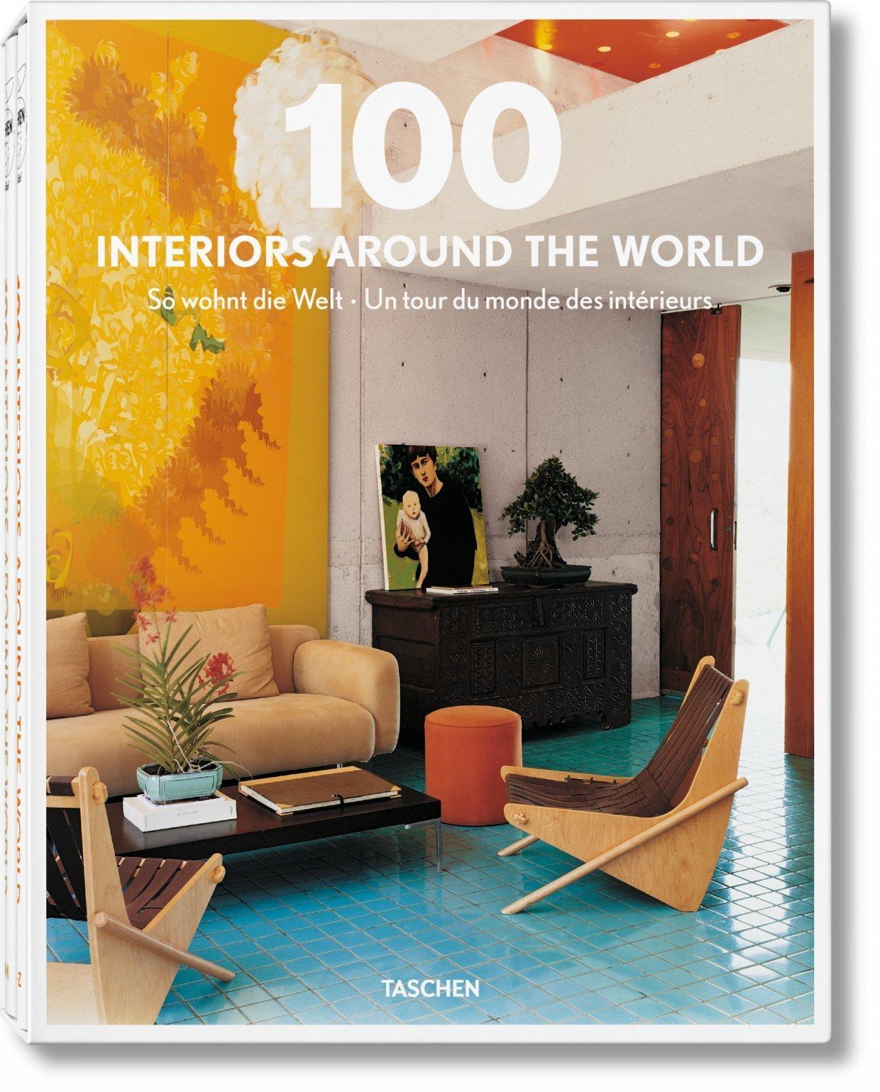 100 INTERIORS AROUND THE WORLD - JU
