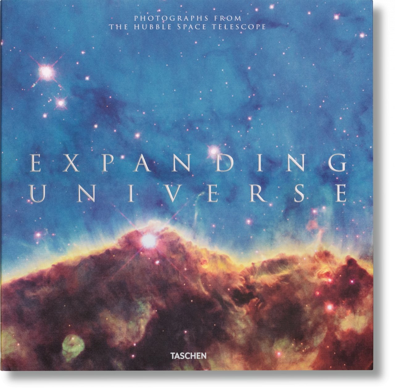 EXPANDING UNIVERSE. PHOTOGRAPHS FROM THE HUBBLE SPACE TELESCOPE - FO