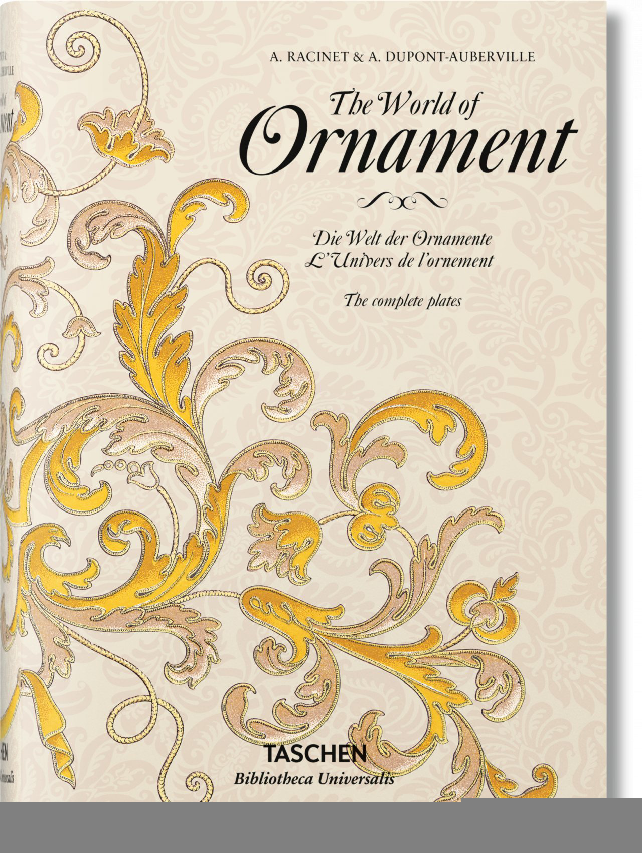 THE WORLD OF ORNAMENT - BU