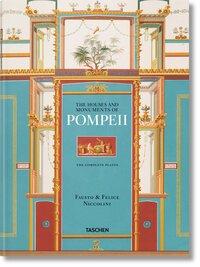 FAUSTO & FELICE NICCOLINI. THE HOUSES AND MONUMENTS OF POMPEII - NICCOLINI, POMPEII-TRILINGUE