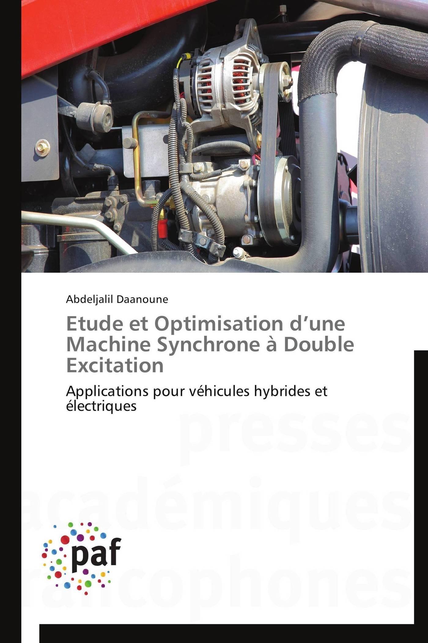 ETUDE ET OPTIMISATION D UNE MACHINE SYNCHRONE A DOUBLE EXCITATION