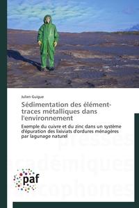 SEDIMENTATION DES ELEMENT-TRACES METALLIQUES DANS L'ENVIRONNEMENT