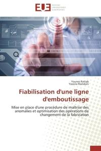 FIABILISATION D'UNE LIGNE D'EMBOUTISSAGE