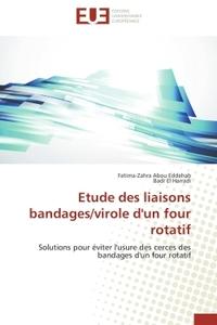 ETUDE DES LIAISONS BANDAGES/VIROLE D'UN FOUR ROTATIF
