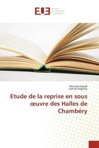 ETUDE DE LA REPRISE EN SOUS  UVRE DES HALLES DE CHAMBERY
