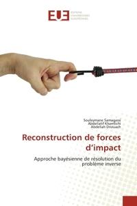 RECONSTRUCTION DE FORCES D IMPACT