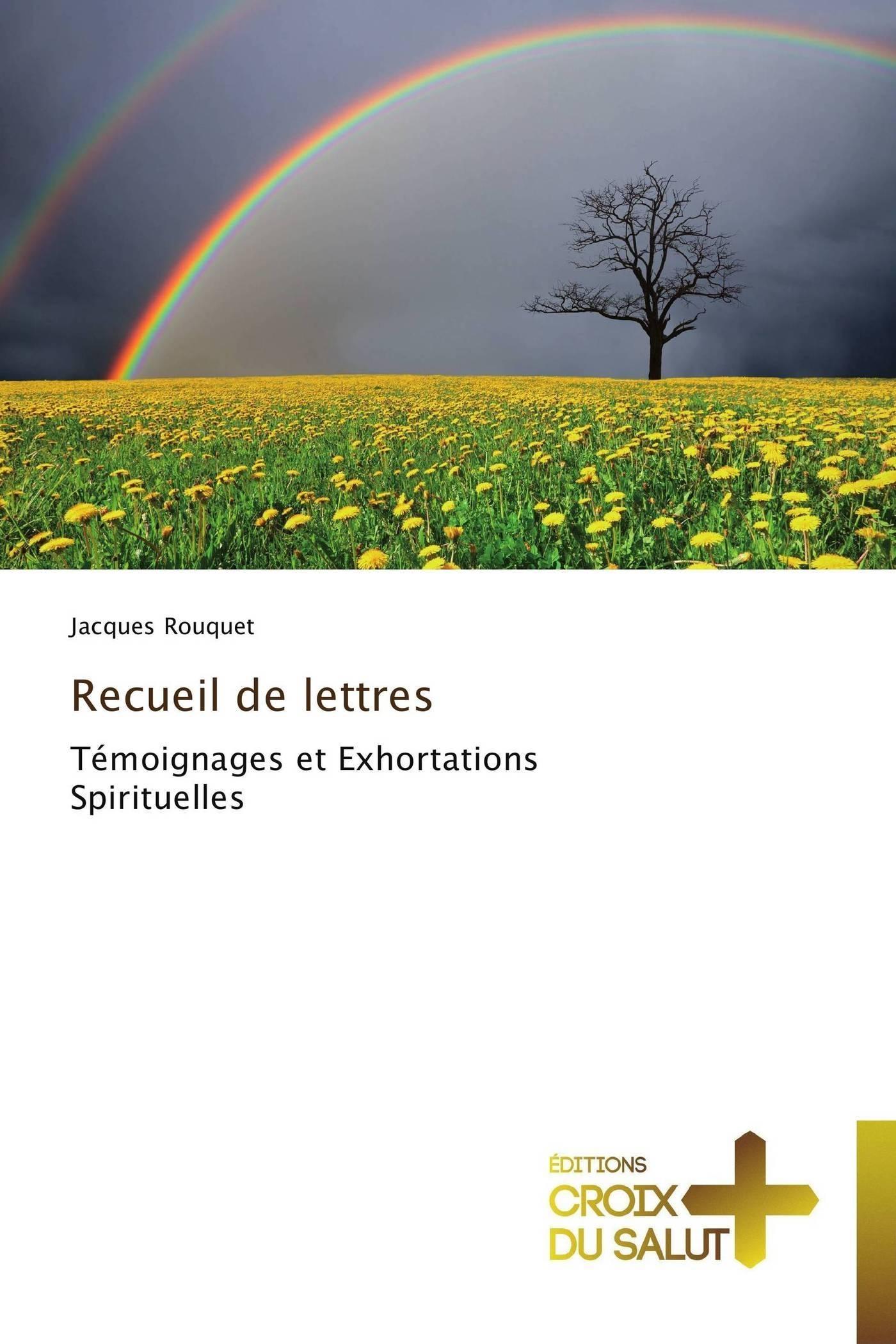 RECUEIL DE LETTRES